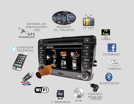 instalador audio video telefonia bluetooth, detectores de radar multifuncion barcelona